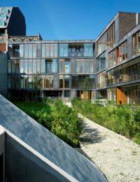 Schaafstraat Geert Vennix architecte
