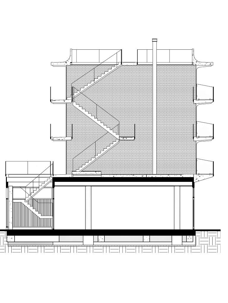 Amsterdam West Geert Vennix architecte