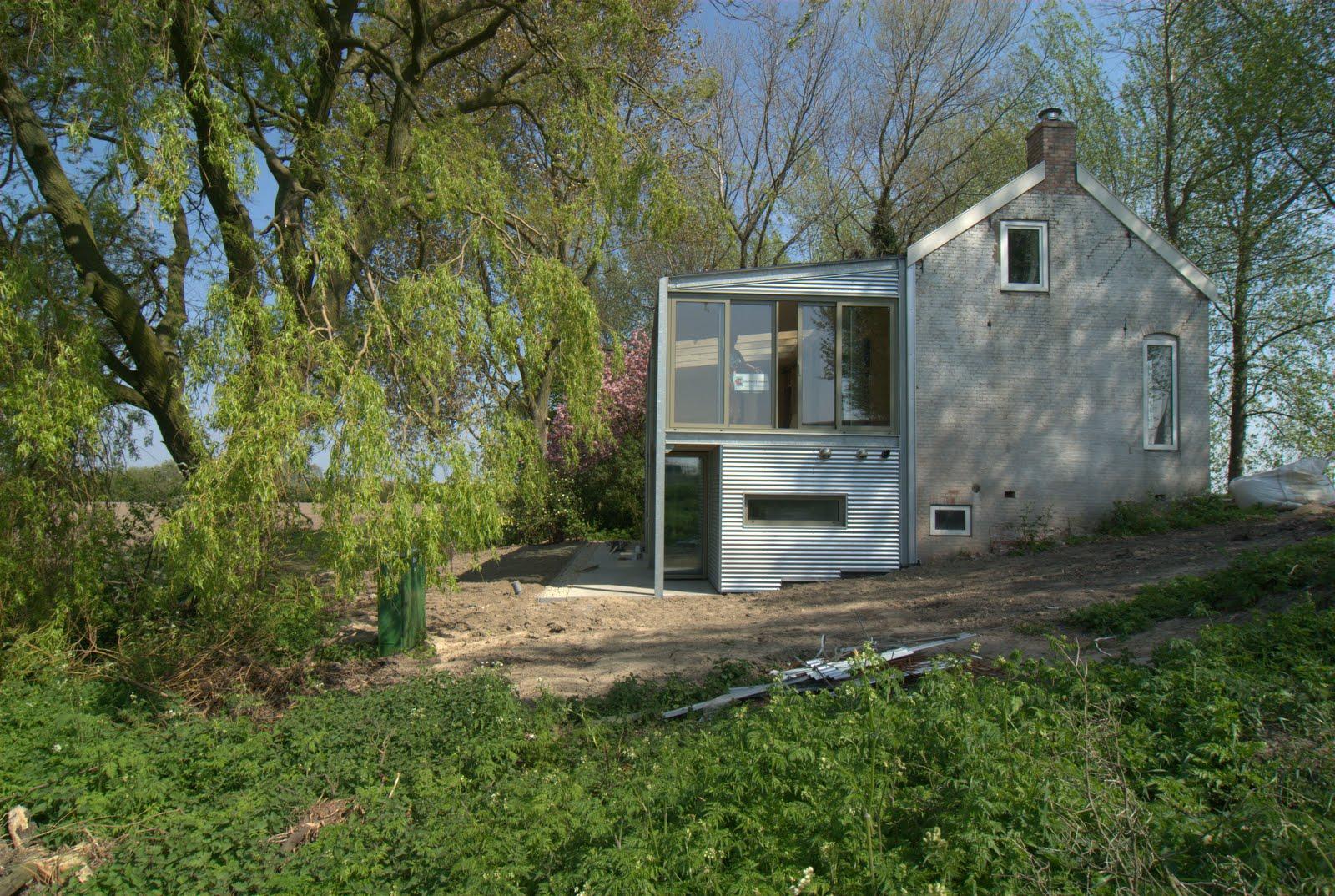 Maison secundaire Geert Vennix architecte