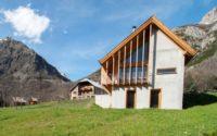 Pelvoux le Chastel Geert Vennix architecte