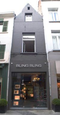 Bling Bling Geert Vennix architecte
